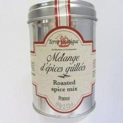 Mélange d'épices grillées France TERRE EXOTIQUE,60g