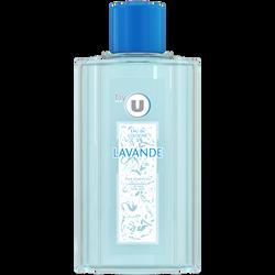 Eau de Cologne parfum lavande BY U, flacon de 250ml