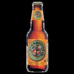Bière ST-AMBROISE à l'abricot 5°, bouteille 341 ml