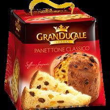 Panettone pur beurre GRANDUCALE, coffret classique de 900g