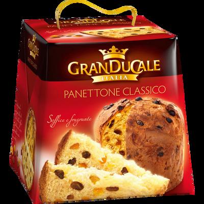 Panettone pur beurre GRANDUCALE, coffret de 900g