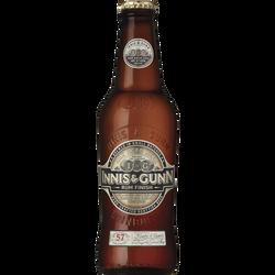 Bière IPA INNIS et GUNN rum finish 6.8°, 33cl