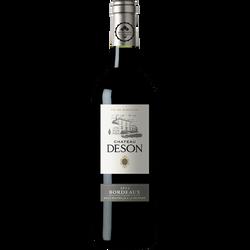 Vin rouge AOP Bordeaux Château Deson, 75cl