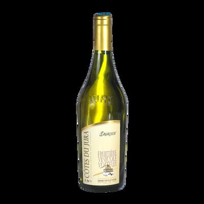 Côtes du Jura Savagnin FRUITIERE VINICOLE DE VOITEUR, bouteille 0.75 l