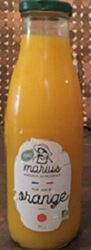 PUR JUS ORANGE BIO 75 CL MARIU