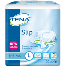 Changes pour incontinence large TENA, x20