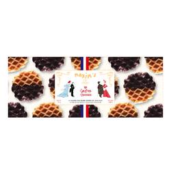 Étui 12 gaufres au chocolat MAXIM'S DE PARIS BY EPICURE Sélection