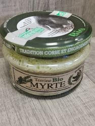 TERRINE A LA MYRTE 125 G
