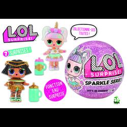 L.O.L. Surprise - Glitter Globe - Dès 6 ans (Modèle Aléatoire)