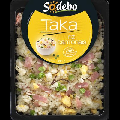 "Riz cantonais ""Taka"" SODEBO, 300g"