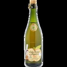 Lebrun Cidre Artisanal Rosé, , 4°, Bouteille De 75cl