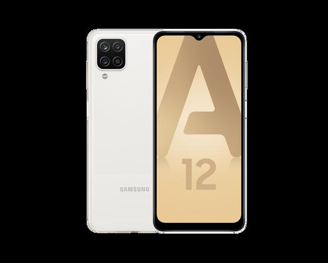 Samsung Gsm Samsung Galaxy A12 Blanc