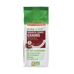 Café grains Congo BIO ETHIQUABLE 250g