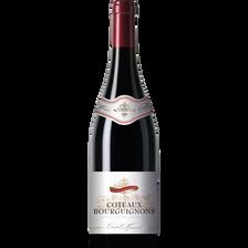 Vin rouge Côteaux Bourguignons AOC Comte de Mesnard, bouteille de 75cl