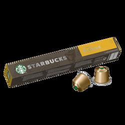 STARBUCKS by nespresso blonde espresso roast, x10, 53g