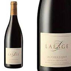 Vin rouge L'AUTHENTIQUE - LA FAGE, bouteille de 75cl