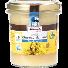 Miel de Charente Maritime, LES RUCHERS DU GUE, pot de 425g