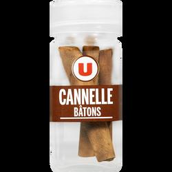 Cannelle bâton U, format classique, 10g