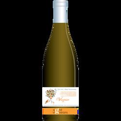 Vin blanc Viognier IGP un vin des hommes, 75cl