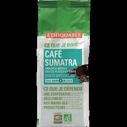 CAFÉ MOULU SUMATRA BIO 250G