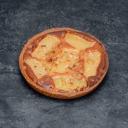 Tarte aux poires/amande, 6 parts, 685g