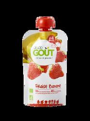 Gourdes Fraise Banane - Good Goût