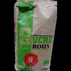 Sucre canne roux bio FLEURANCE 1kg