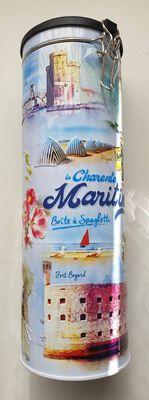 Boite Spaghetti Charente maritime 300 g galette charentaise