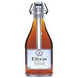 Cola artisanal à la vanille, ELIXIA, 75cl