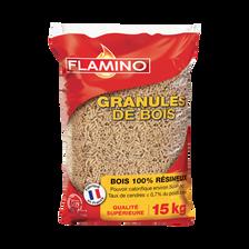 Granules de bois, 15kg pour les poeles à pellet, 100% résineux et naturel, DIN plus