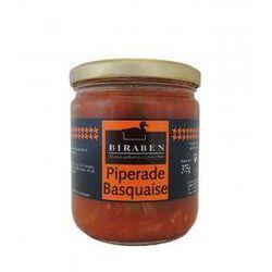 Biraben, Piperade Basquaise Bocal 375g