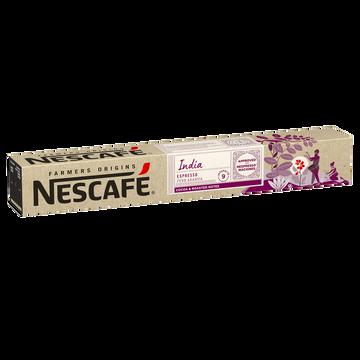 Nescafé Nescafe Farmers Origins India Nespresso X10 Caps 53g