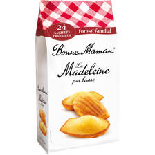 Bonne Maman Madeleines Tradition Pur Beurre , 600g Offre Gourmande