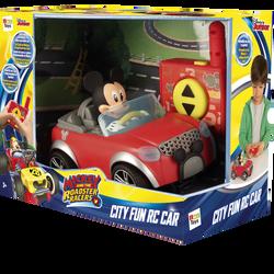 Voiture radiocommandée Mickey