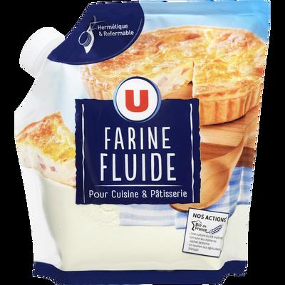 Farine fluide doypack U, 750g