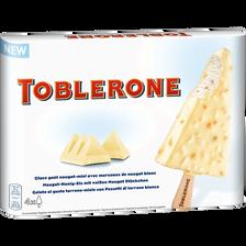 Bâtonnets blanc TOBLERONE, x4 soit 264g