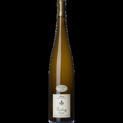 Vin blanc AOP Alsace Riesling Tradition, bouteille de 1,5l