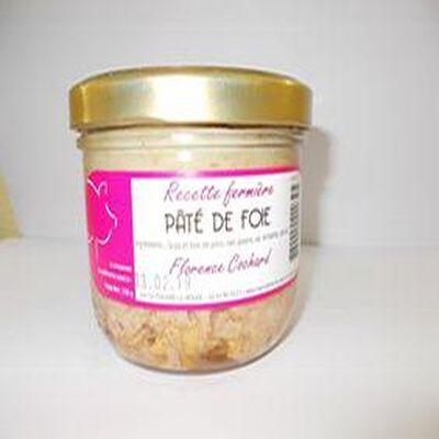 Pâté de Foie 350 gr FLORENCE COCHARD