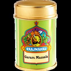 Mélanges d'épices indiennes Garam Massala RAAJMAHAL, 50g