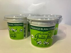 FROMAGE BLC NATURE SUCRE GD PR
