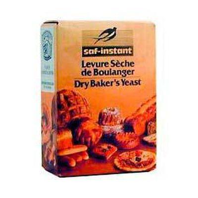 Levure sèche de boulangerie SAF-INSTANT, 55g