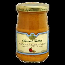 Moutarde à la provençale EDMOND FALLOT, bocal 10cl