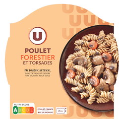 Poulet forestier U 300g
