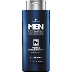 Shampooing men pureté & fraîcheur SCHWARZKOPF, flacon 250ml
