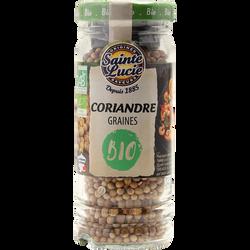 Coriandre graines Bio, SIANTE LUCIE