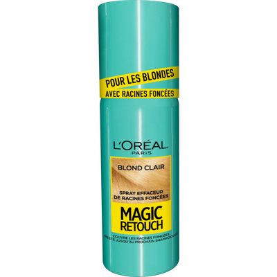 Spray effaceur de racines magic retouch blond clair L'OREAL, N°9.3