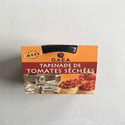 GAEA - TAPENADE AUX TOMATES SECHEES -100G