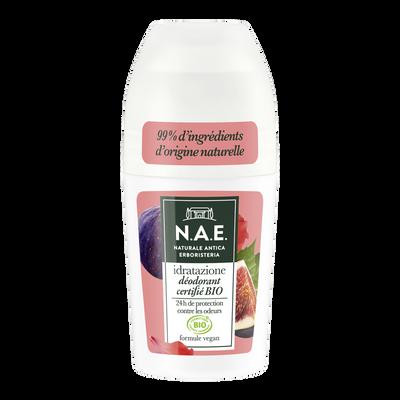 Déodorant hydratant bio N.A.E, bille de 50ml