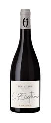 Vin rouge AOP Sud de France L'Exception Fonjoya 13%Vol. 75cl