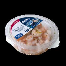 Crevettes marinées BALTIC, 150G
